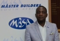 Roy Mnisi Executive Director, Master Builders South Africa