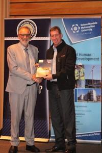 1-NMMU-AWARDS-Greg Steele & Albertus Pretorius