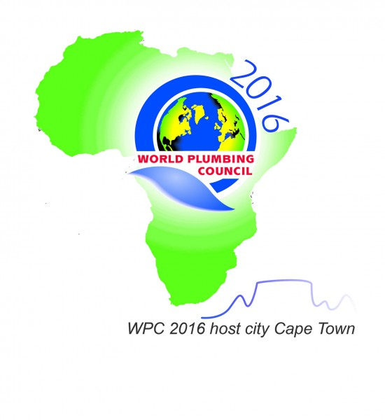 The11th World Plumbing Conference (WPC) 2016 will be hosted by the Institute of Plumbing South Africa (IOPSA) and the World Plumbing Council in Cape Town from 14 to 16 September