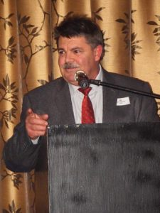 Ian Cooper of Mpumalanga Construction was elected chairman for a second term