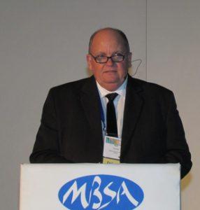 Neil Cloete, President, Master Builders South Africa.
