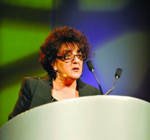 Thelma Pugh, Managing Director of The Federated Employer's Mutual Assurance Company (FEM)