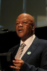 Honourable Minister Jeff Radebe, Minister in the Presidency