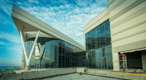 Mall of Africa: Steelwork Contractor: Ohlhorst Light Building Solutions
