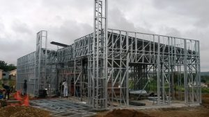 Light Steel Frame Building continues to grow exponentially