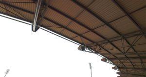 Siesa Ramabodu Stadium Wins Tubular Category. Structural Steel Detailer / Detailing Company: Construct Steelwork Detailing