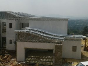 LSF Supplies has a dedicated roofing division specialising in the design and construction of light steel frame roofing and trusses. This technology offers architects and designers significant creative scope, in that curved roofing and unusual shapes can be achieved with relative ease.