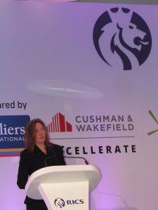 Amanda Clack RICS President and Head of Infrastructure UK